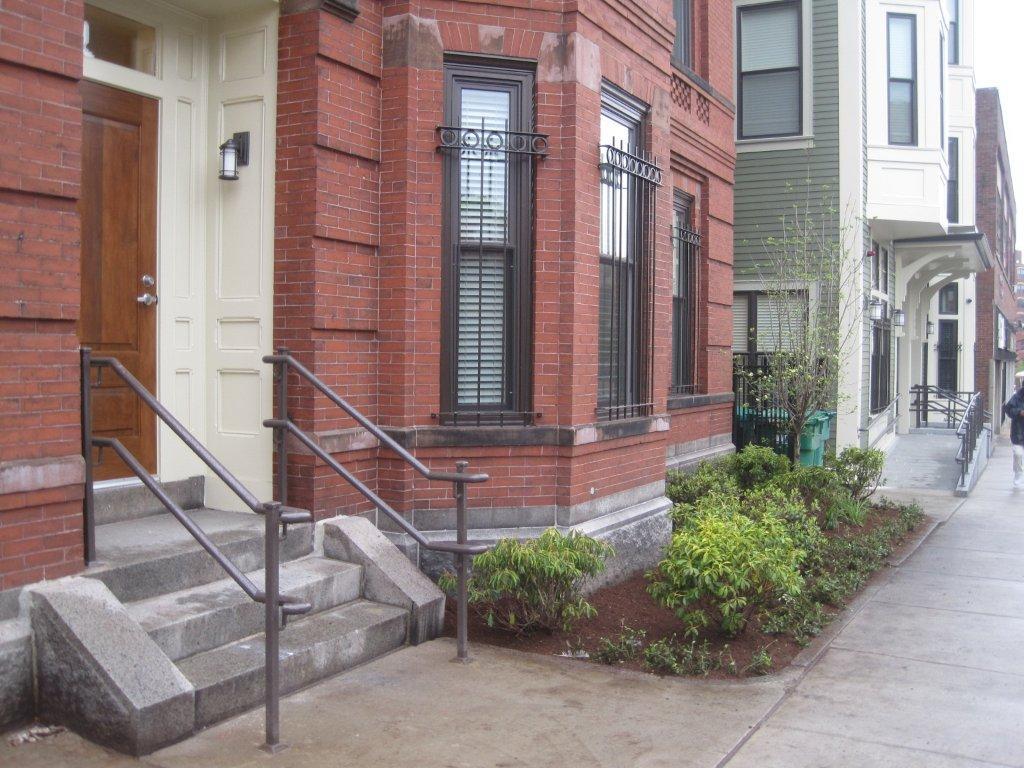 136-144 Broad St after renovation